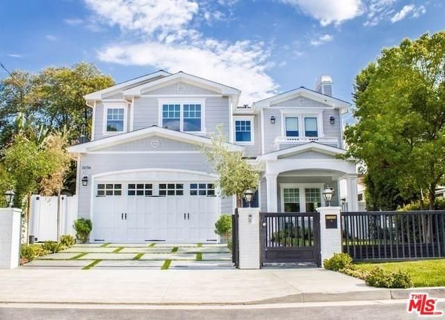 15714 Morrison Street, Encino, CA 91436 (#19517940) :: Berkshire Hathaway Home Services California Properties
