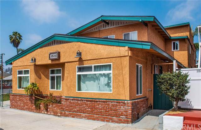 1513 E Broadway, Long Beach, CA 90802 (#PW19240983) :: The Marelly Group | Compass