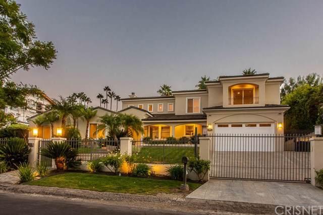 17980 Rancho Street, Encino, CA 91316 (#SR19241290) :: Berkshire Hathaway Home Services California Properties