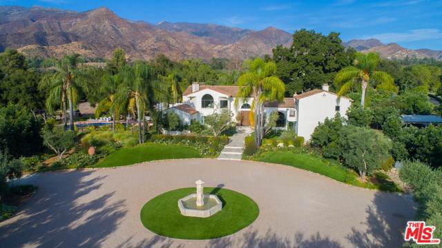 1148 Mcnell Road, Ojai, CA 93023 (#19519448) :: Sperry Residential Group