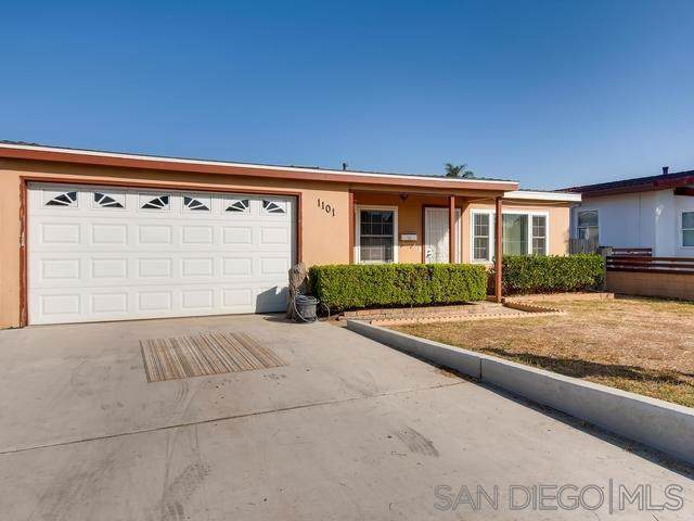 1101 9th Street, Imperial Beach, CA 91932 (#190055999) :: J1 Realty Group