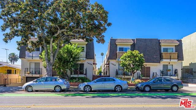 1424 14TH Street, Santa Monica, CA 90404 (#19519976) :: Team Tami