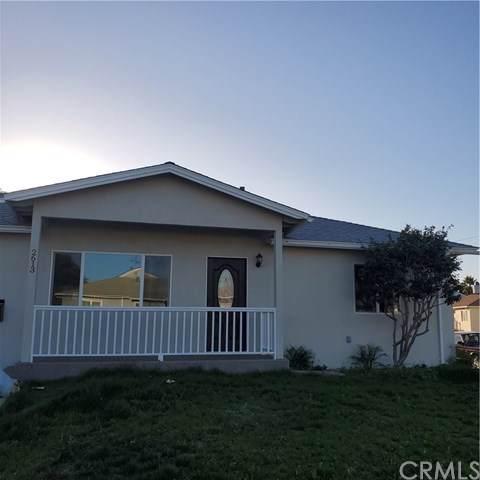 2613 Martha Avenue, Torrance, CA 90501 (#SB19240154) :: Millman Team