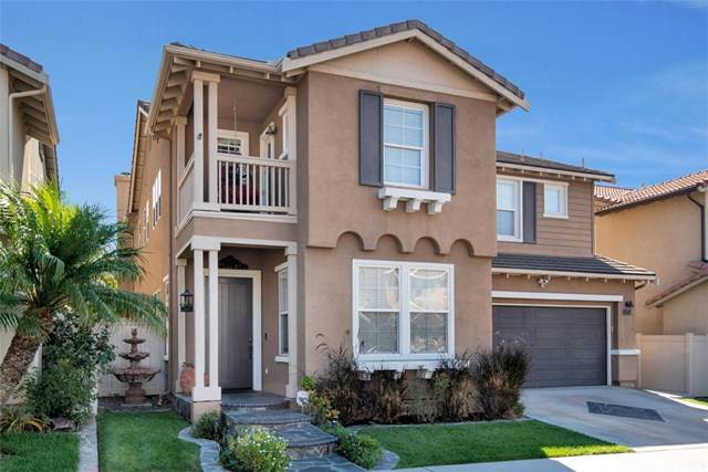 8 Santa Sophia, Rancho Santa Margarita, CA 92688 (#OC19241370) :: J1 Realty Group