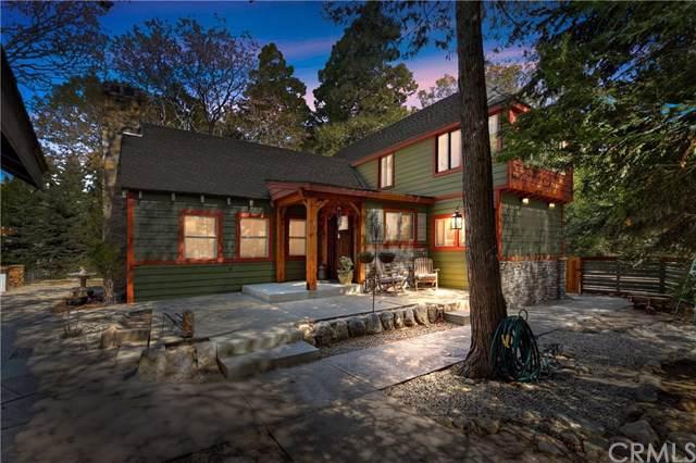 1027 Mile High Road, Twin Peaks, CA 92391 (#EV19241587) :: Allison James Estates and Homes