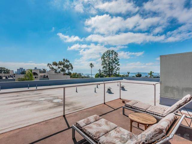 222 Quince Street 2C, San Diego, CA 92103 (#190056189) :: J1 Realty Group
