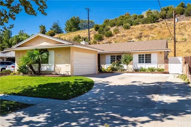22043 Caceras Street, Saugus, CA 91350 (#SR19241648) :: RE/MAX Estate Properties