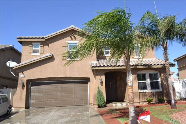 878 Towhee Lane, Perris, CA 92571 (#OC19239145) :: Case Realty Group