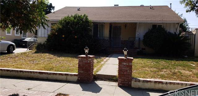 15434 San Jose Street, Mission Hills (San Fernando), CA 91345 (#SR19241680) :: Rogers Realty Group/Berkshire Hathaway HomeServices California Properties