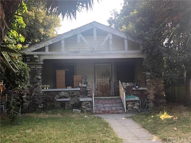 4422 S Wilton Ave, Los Angeles (City), CA 90062 (#SB19202199) :: The Parsons Team