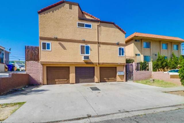 3228 44th #3, San Diego, CA 92105 (#190056257) :: Better Living SoCal