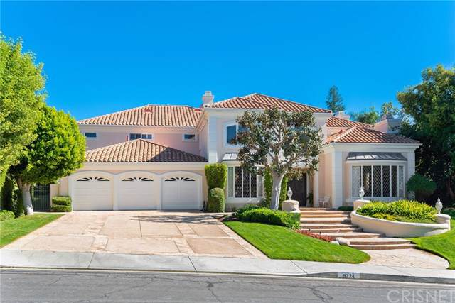 5374 Wellesley Drive, Calabasas, CA 91302 (#SR19241475) :: California Realty Experts