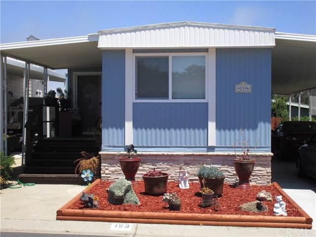 633 Ramona Avenue #153, Los Osos, CA 93402 (#SC19239500) :: RE/MAX Parkside Real Estate