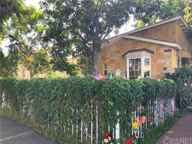 3423 S Bronson Avenue, Los Angeles (City), CA 90018 (#SR19241994) :: DSCVR Properties - Keller Williams