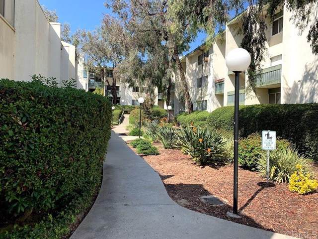 4060 Huerfano Ave #118, San Diego, CA 92117 (#190056323) :: OnQu Realty