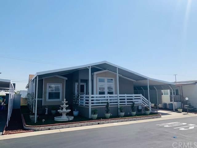 1065 W Lomita Boulevard #161, Harbor City, CA 90710 (#SB19242164) :: RE/MAX Masters