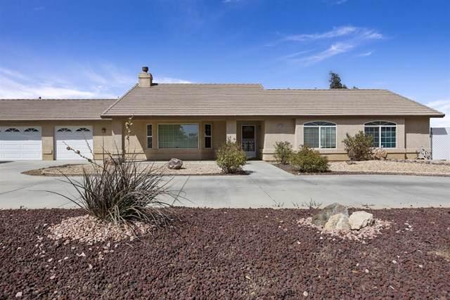 14720 Hopi Road, Apple Valley, CA 92307 (#518668) :: DSCVR Properties - Keller Williams
