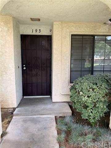 2554 Olive Drive #193, Palmdale, CA 93550 (#SR19231664) :: Team Tami