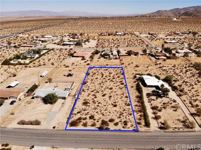 0 Indian Cove, 29 Palms, CA  (#JT19242267) :: The Miller Group