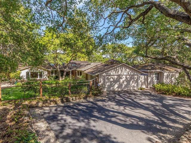 90 Bear Gulch Drive, Portola Valley, CA 94028 (#ML81772274) :: Z Team OC Real Estate