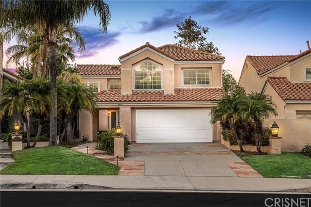 24607 Via Tecolote, Calabasas, CA 91302 (#SR19242260) :: J1 Realty Group