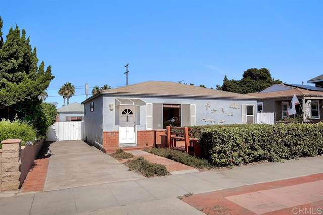 4754 Adair St., San Diego, CA 92107 (#190056397) :: Millman Team