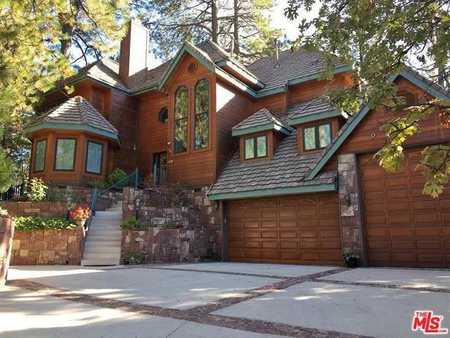 27854 North Bay Road, Lake Arrowhead, CA 92352 (#19520164) :: Better Living SoCal
