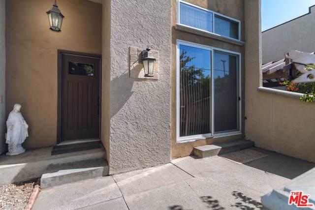 21901 Lassen Street #98, Chatsworth, CA 91311 (#19520142) :: Pam Spadafore & Associates