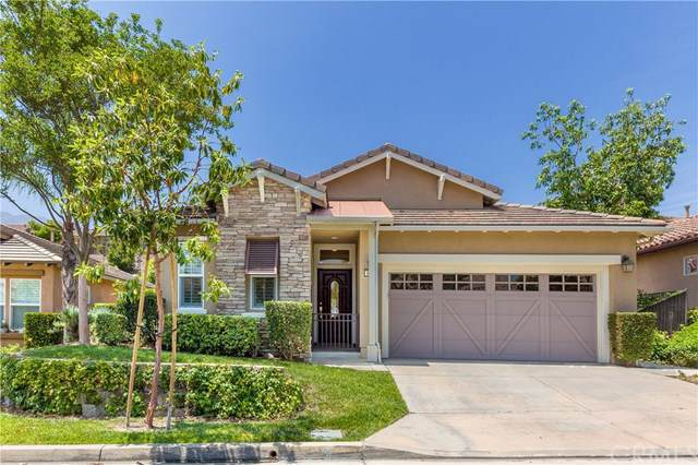 9145 Wooded Hill Drive, Corona, CA 92883 (#PW19242271) :: The Najar Group