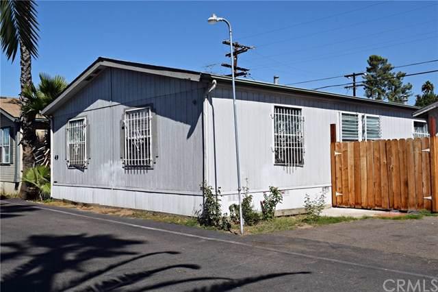 1313 E Main St #49, El Cajon, CA 92021 (#ND19238713) :: OnQu Realty