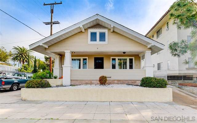 4095 Front St, San Diego, CA 92103 (#190056421) :: J1 Realty Group