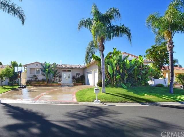 49 Via Malona, Rancho Palos Verdes, CA 90275 (#PV19211539) :: Millman Team