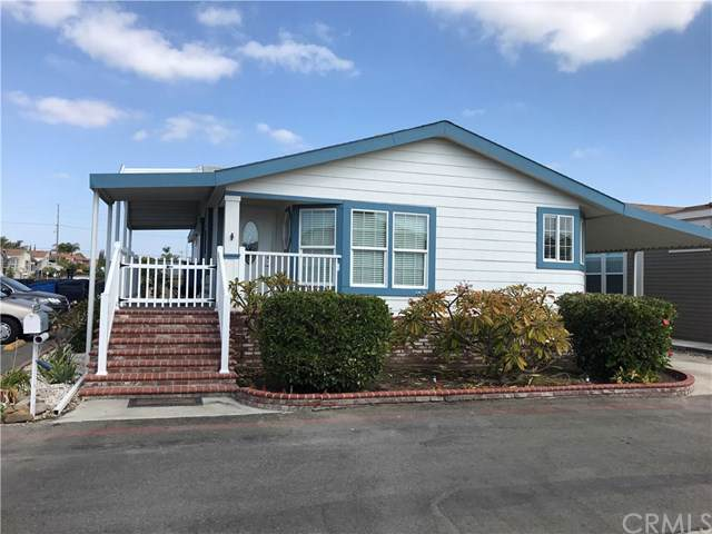 9850 Garfield Avenue #121, Huntington Beach, CA 92646 (#PW19242074) :: The Danae Aballi Team