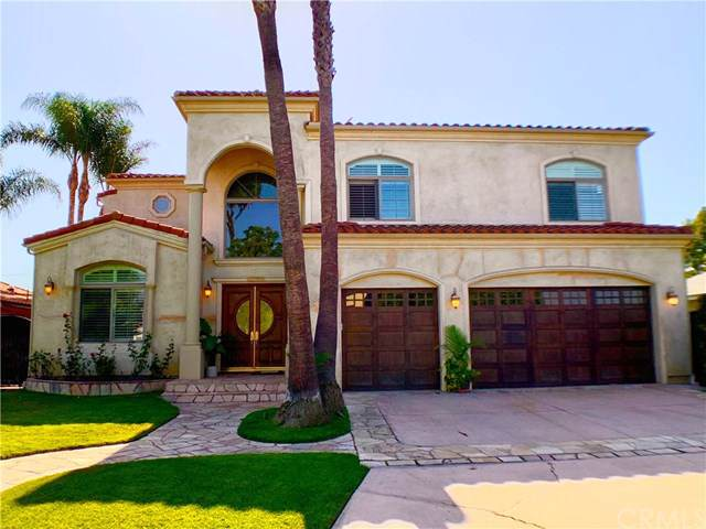 2362 Zenith Avenue, Newport Beach, CA 92660 (#NP19242589) :: The Danae Aballi Team