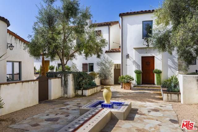 1011 Rinconada Road E, Santa Barbara, CA 93101 (#19520276) :: RE/MAX Parkside Real Estate