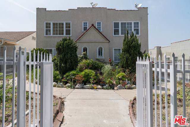 1235 S Bronson Avenue, Los Angeles (City), CA 90019 (#19518632) :: RE/MAX Masters