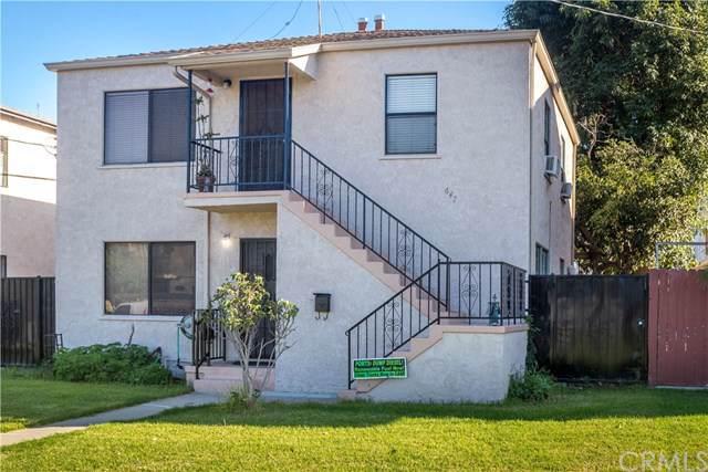 645 W 16th Street, San Pedro, CA 90731 (#SB19242581) :: Go Gabby