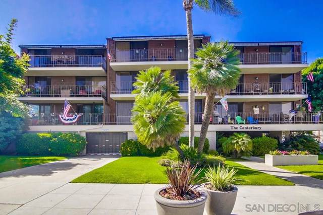 200 Orange Ave #102, Coronado, CA 92118 (#190056451) :: The Najar Group