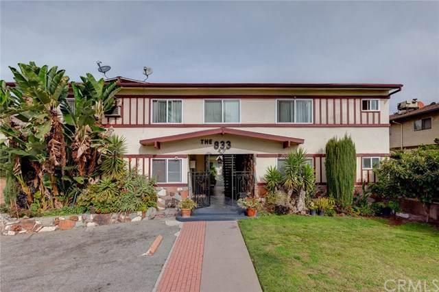 833 W Duarte Road, Arcadia, CA 91007 (#AR19241069) :: The Parsons Team