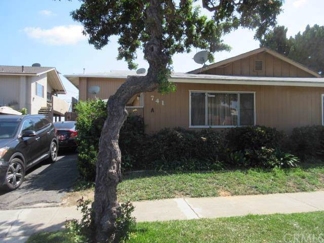 741 Shalimar Drive, Costa Mesa, CA 92627 (#PW19242697) :: Fred Sed Group