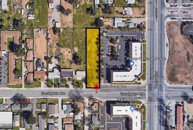 24956 Eucalyptus Ave., Moreno Valley, CA  (#DW19242744) :: Provident Real Estate