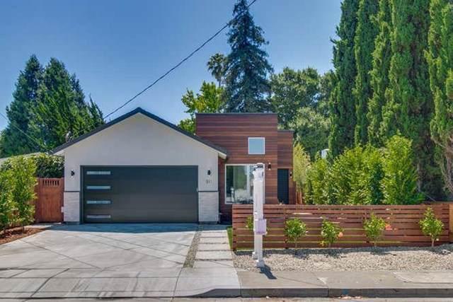 511 Durham Street, Menlo Park, CA 94025 (#ML81772350) :: RE/MAX Masters