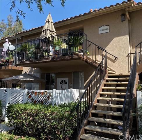 23 Silktassel #140, Rancho Santa Margarita, CA 92688 (#CV19242815) :: That Brooke Chik Real Estate