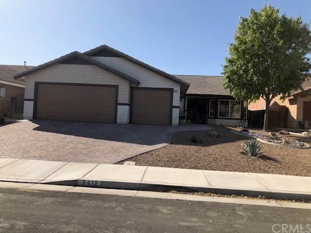 3412 Whisper Sands Avenue, Rosamond, CA 93560 (#WS19242804) :: Powerhouse Real Estate