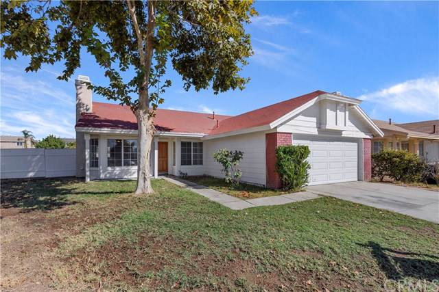 112 Spectacular Bid Street, Perris, CA 92571 (#CV19242866) :: Rogers Realty Group/Berkshire Hathaway HomeServices California Properties