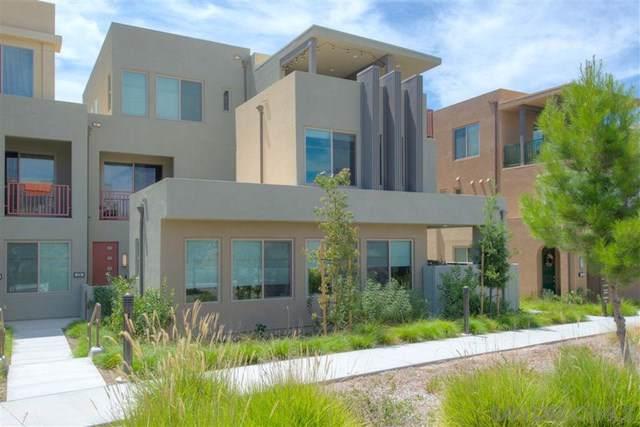 126 Cadence, Irvine, CA 92618 (#190056483) :: Brandon Hobbs Group