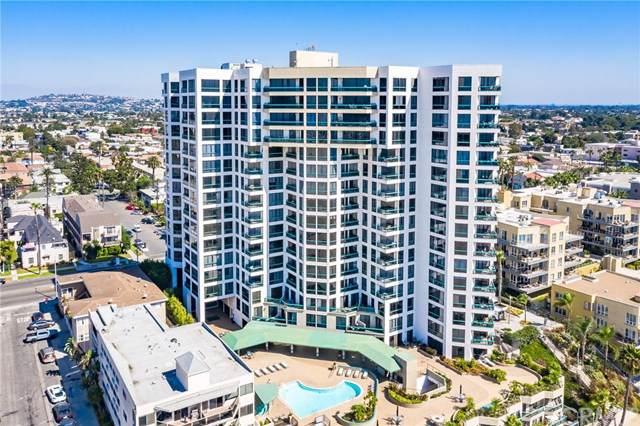 1310 E Ocean Boulevard #903, Long Beach, CA 90802 (#PW19242688) :: The Marelly Group | Compass