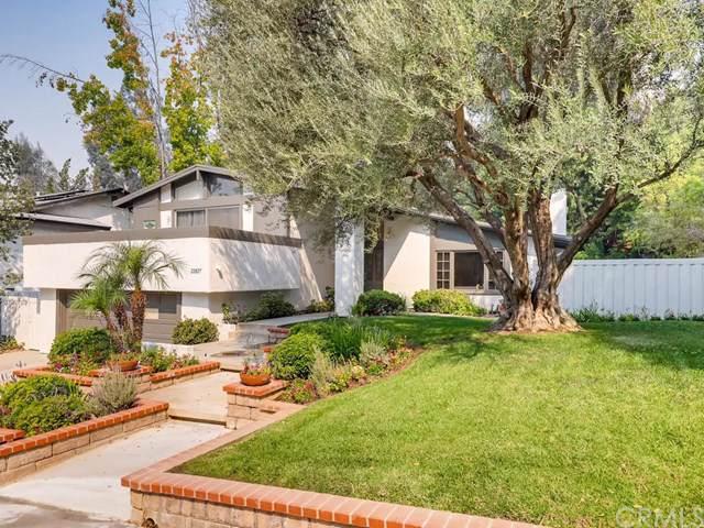 22827 Sparrowdell Drive, Calabasas, CA 91302 (#OC19204945) :: California Realty Experts