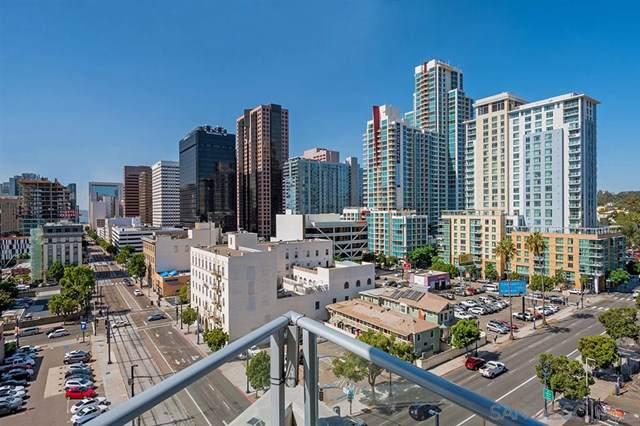 1080 Park Blvd #901, San Diego, CA 92101 (#190056494) :: OnQu Realty