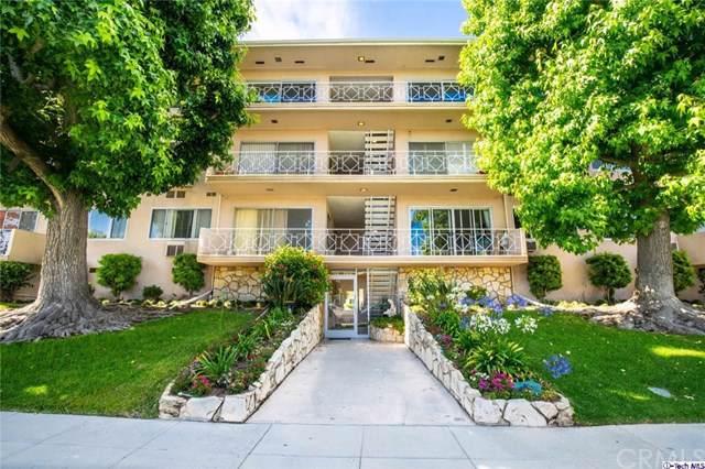 103 W Mountain Street G, Glendale, CA 91202 (#319004104) :: The Brad Korb Real Estate Group
